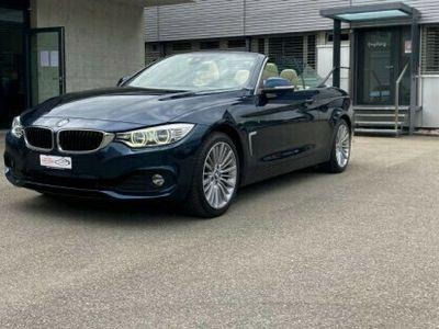 gebraucht BMW 428 4er Reihe F33 Cabrio i xDrive SAG
