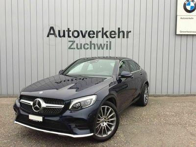 gebraucht Mercedes 300 GLC-Klasse GLC CoupéAMG 4Matic