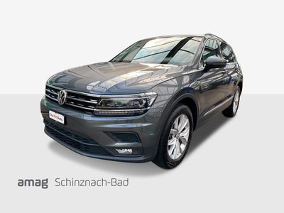 gebraucht VW Tiguan 2.0 TDI SCR Comfortline 4Motion DSG