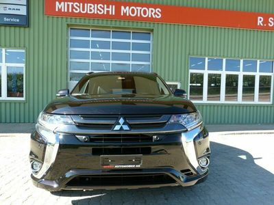 gebraucht Mitsubishi Outlander 2.0 PHEV Diamond S-Edition 4WD Automatic