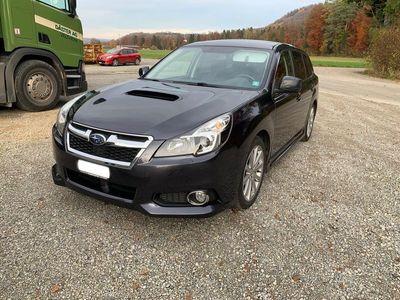 gebraucht Subaru Legacy 2.0D Limited S
