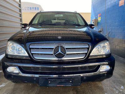 gebraucht Mercedes ML500 M-KlasseInspiration Automatic