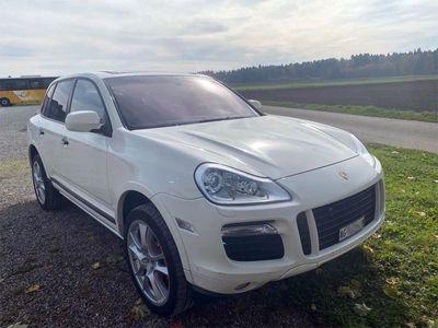 gebraucht Porsche Cayenne Turbo Luxus-Cayenne 4.8 V8 Bi- 500 PS