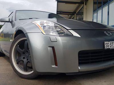 gebraucht Nissan 350Z 350 Z2003. ab MFK, alles eingetragen