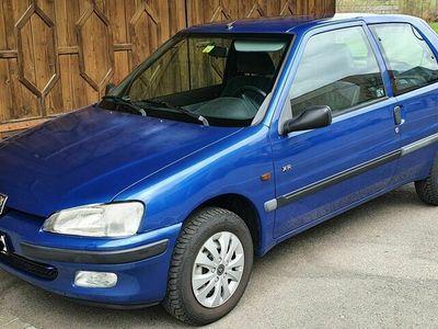 gebraucht Peugeot 106 106 Schöner gepflegter Kleinwagen aus 2. Hand mit wenig KMSchöner gepflegter Kleinwagen aus 2. Hand mit wenig KM