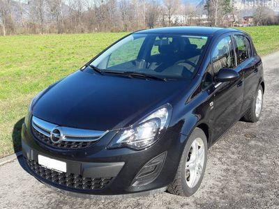 gebraucht Opel Corsa 1.2i eFlex S/