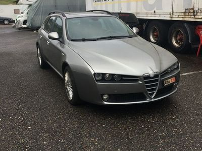 gebraucht Alfa Romeo 159 Kombi Allrad