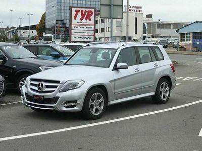 gebraucht Mercedes GLK220 BlueTEC Swiss Star Ed. 4Matic 7G-Troni