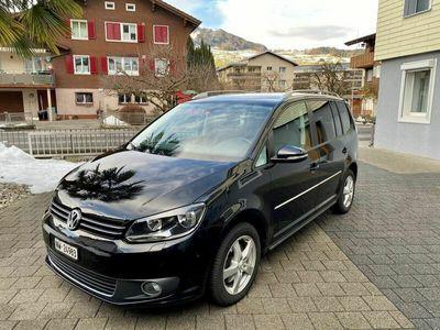gebraucht VW Touran 2.0 TDI BlueMotion Technology Highline