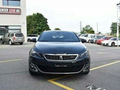 gebraucht Peugeot 308 1.2 THP GT Line Automatic