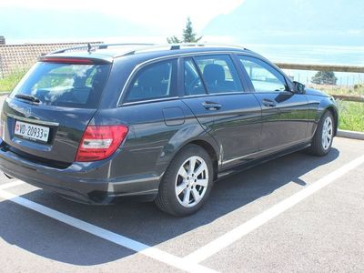 gebraucht Mercedes C200 C-KlasseCDI Kombi