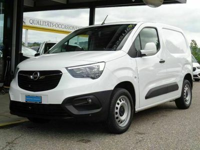 gebraucht Opel Combo Cargo 2.4 t 1.2 Enjoy S/S
