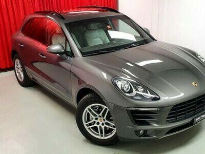 gebraucht Porsche Macan S ,