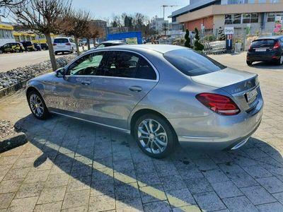 gebraucht Mercedes C220 C-Klasse Mercedes C220 Limousine C-Klasse MercedesLimousine