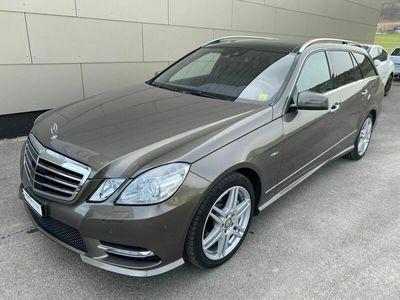 gebraucht Mercedes E500 E-Klasse E 500 CGI Avantgarde 4Matic 7G-Tronic 2011 E-KlasseCGI Avantgarde 4Matic 7G-Tronic 2011