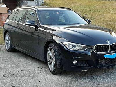 gebraucht BMW 318 3er 318 D ×Drive Msport Diesel 3er D ×Drive Msport Diesel