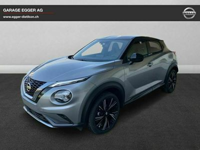 gebraucht Nissan Juke Juke 1.0 DIG-T N-Design1.0 DIG-T N-Design