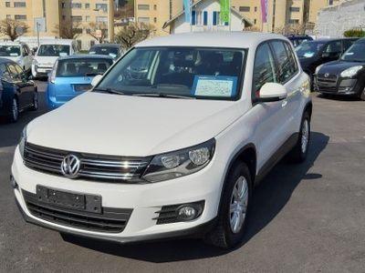 gebraucht VW Tiguan 1.4 TSI BlueMotion Trend&Fun 4x2