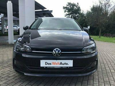 gebraucht VW Polo UNITED 1.0TSI NAVI SHZ DAB+ KLIMA ALU