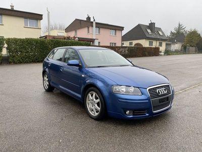 gebraucht Audi A3 2.0 TFSI frisch ab grossem Service und MFK