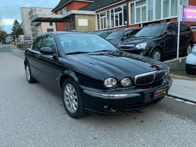 gebraucht Jaguar X-type X-Type 2.5 V6 Traction4 Executive2.5 V6 Traction4 Executive