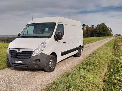 gebraucht Opel Movano Movano **** AB MFK UND SERVICE 2020