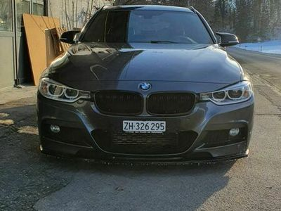 gebraucht BMW 320 3er xd