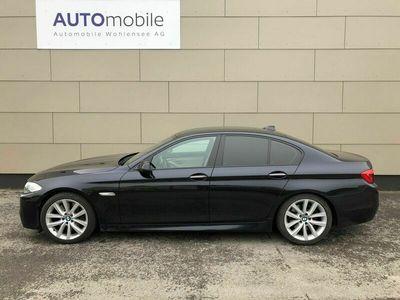 gebraucht BMW 550 5er i Steptronic