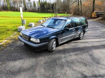 gebraucht Volvo 850 T5, Handgeschalten mit 230PS