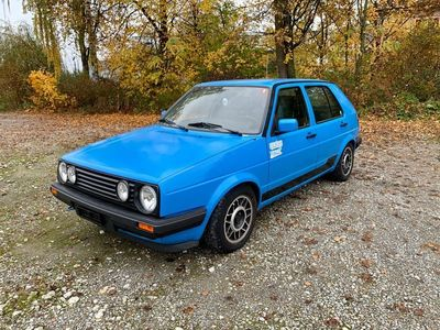 gebraucht VW Golf II CL 1.6