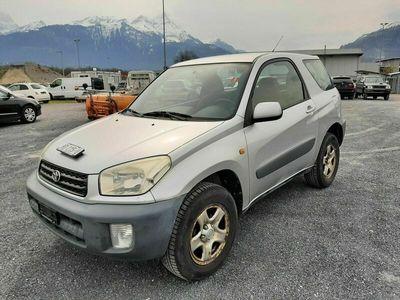 gebraucht Toyota RAV4 2.0 16V Mountain