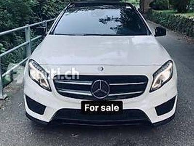 gebraucht Mercedes GLA250 AMG Line 4x4