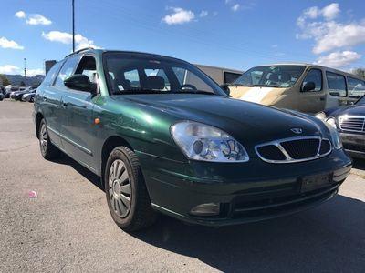 gebraucht Chevrolet Nubira 2000i CDX