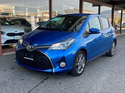 gebraucht Toyota Yaris 1.33 Trend