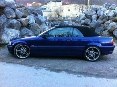 gebraucht BMW 325 Cabriolet Ci