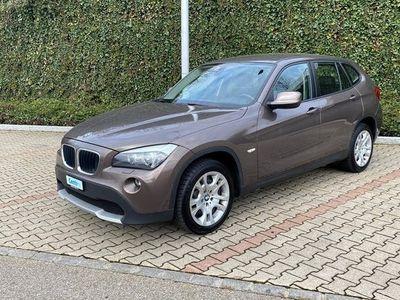 gebraucht BMW X1 sDrive 18i Steptronic