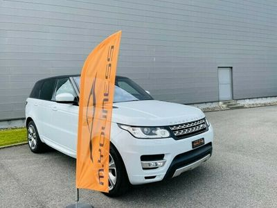 gebraucht Land Rover Range Rover Sport  3.0 SDV6 Hybrid Autobiogr. Aut.