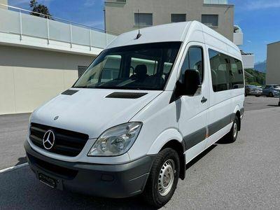gebraucht Mercedes Sprinter 316 CDI Standard - 11 Plätze/places Auto.