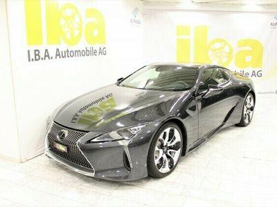 gebraucht Lexus LC 500 V8 Sport+ Aut. (CH)