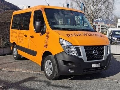 gebraucht Nissan NV400 3.0 Kombi L1H1 2.3 dCi 145 Premium
