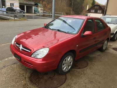 gebraucht Citroën Xsara 1.4i SX