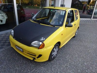gebraucht Fiat Seicento Sporting Limited Edition