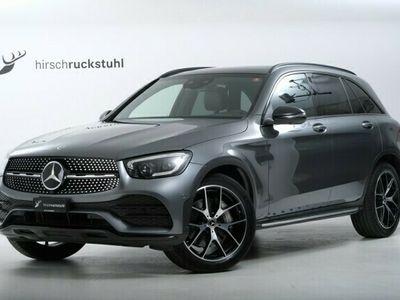 gebraucht Mercedes GLC300 GLC-Klassed AMG Line 4Matic 9G-Tronic