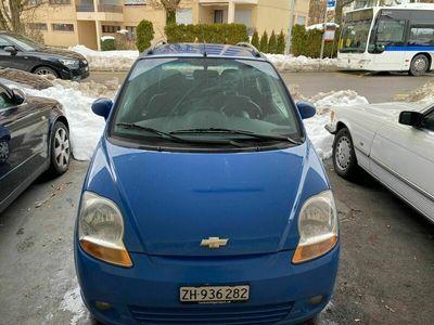gebraucht Chevrolet Matiz 1000 SE