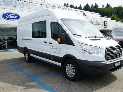 gebraucht Ford Transit Van 350 L4H3 2.0 TDCi 170 Trend