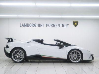 gebraucht Lamborghini Huracán LP640-4 Spyder Performante DCT