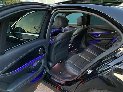 gebraucht Mercedes E200 E-KlasseAMG Line 4Matic 9G-Tronic