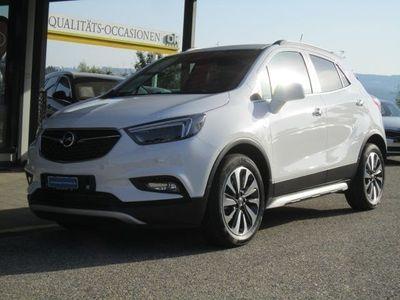 gebraucht Opel Mokka X 1.4T ecoTEC 4x4 Ultimate S/S