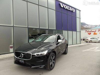 gebraucht Volvo XC60 T5 AWD R-Design