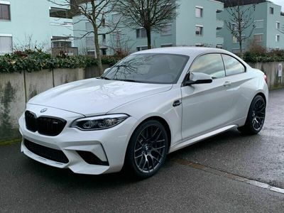 gebraucht BMW M2 2er M2 Competition Drivelogic 2erCompetition Drivelogic